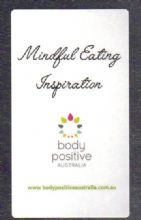 Mindful Eating Cards